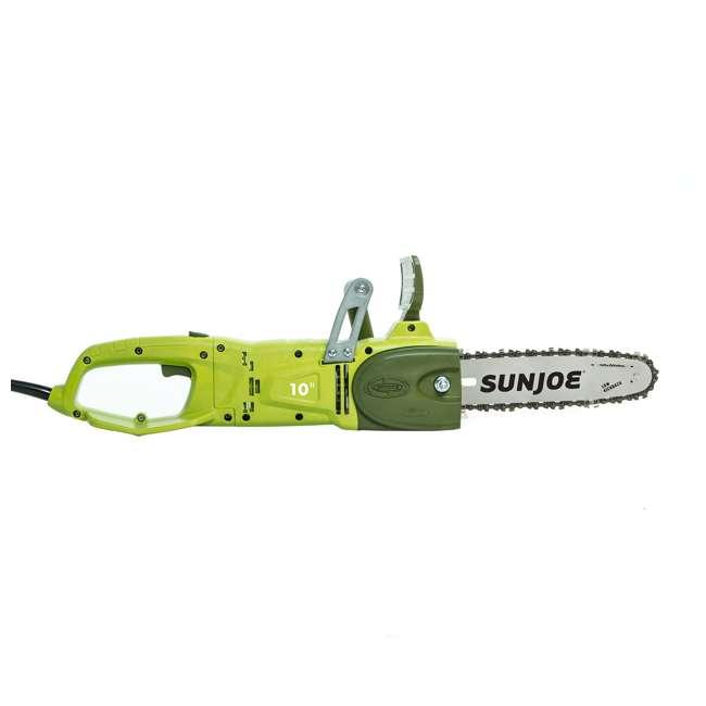 SUJ-SWJ807E Sun Joe 10-Inch Electric Convertible Pole Chainsaw 5