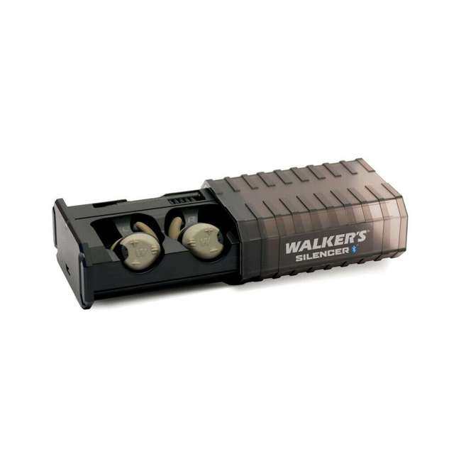 GWP-SLCR-BT OMA - Walkers In-Ear Silencer Bluetooth Series Electronic Earbuds