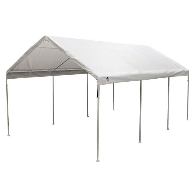 C81220PC King Canopy 12 x 20 Foot Universal Drawstring Canopy