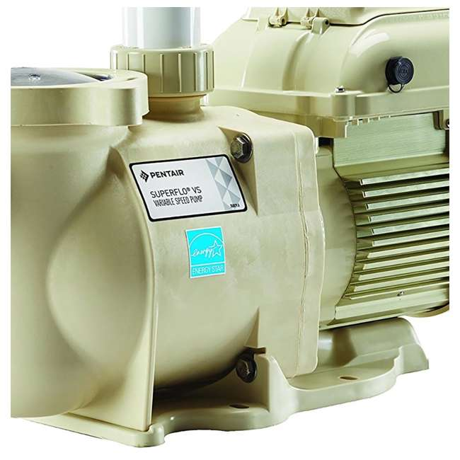 342001 Pentair Superflo Variable Speed VS Pump 2