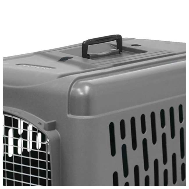 PM-21181 Aspen Pet Pet Porter Travel Carrier for 25-30 Pound Pets  (2 Pack) 4
