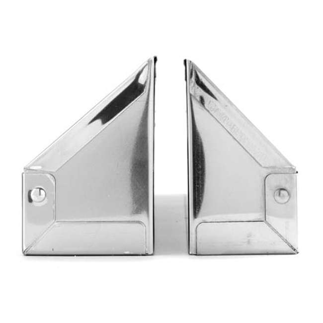 6541-19-52 Rev A Shelf 19 Inch Stainless Steel Kitchen Sink Tip Out Tray Hinges & Base