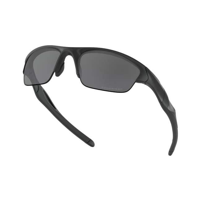 OO9144-12 Standard Half Jacket 2.0 Polarized Sunglasses, Black 4