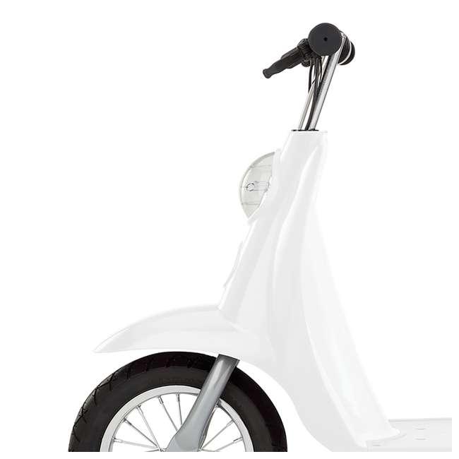 15130608 + 97783 Razor Pocket Mod Miniature Kids Toy Motor Scooter & Helmet 6
