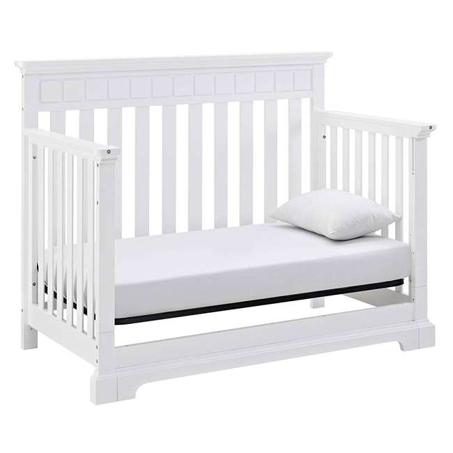 04565-501 Thomasville Kids Willow 4-in-1 Convertible Infant Crib 4