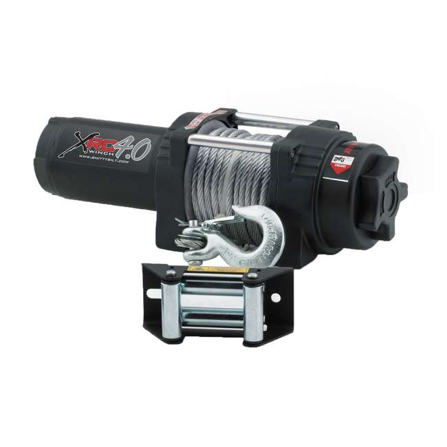 97204-SMITTYBILT Smittybilt XRC-4.0 4.1 HP 4000-Pound Truck Towing Winch 1
