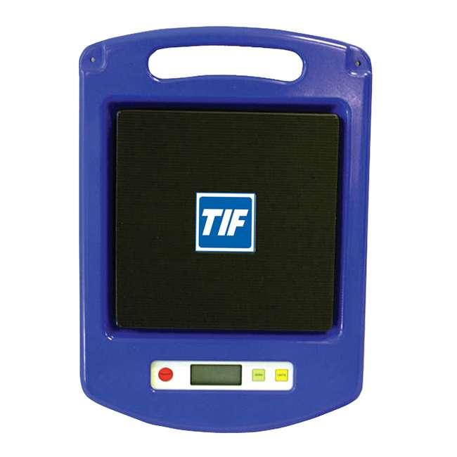TIF9030 Robinair TIF9030 HVAC 220 Pound Capacity 9 Inch Compact Refrigerant Scale