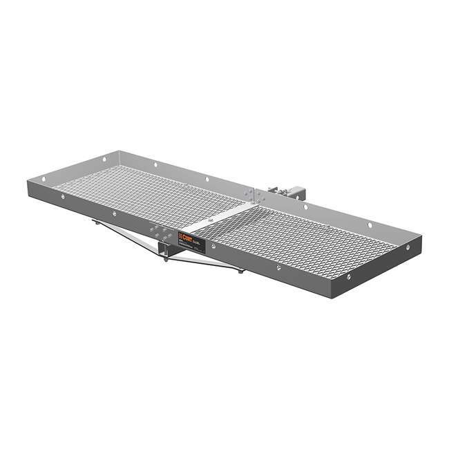 100T62 + CURT-18100 Curt Vehicle Rear Mount 18100 Tray and 2 Rightline Gear Weather Proof Dry Bags 2