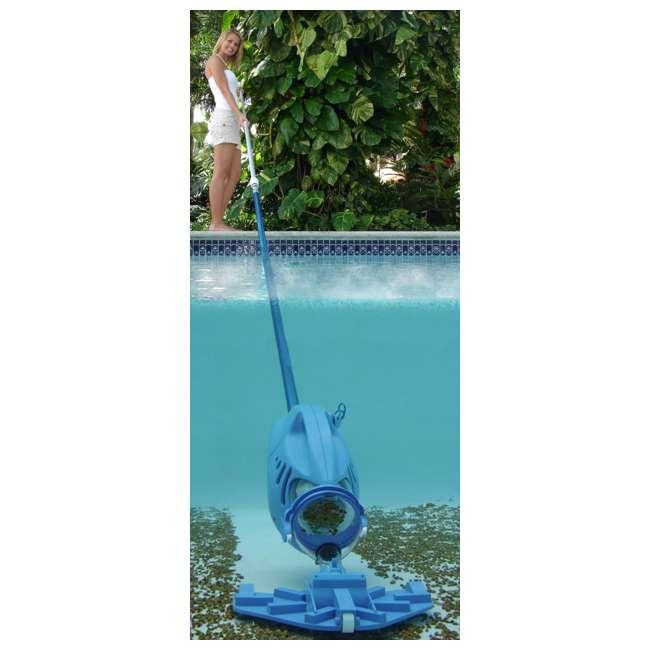 POOLBUSTER Water Tech Pool Blaster MAX Pool Cleaner Vacuum 2