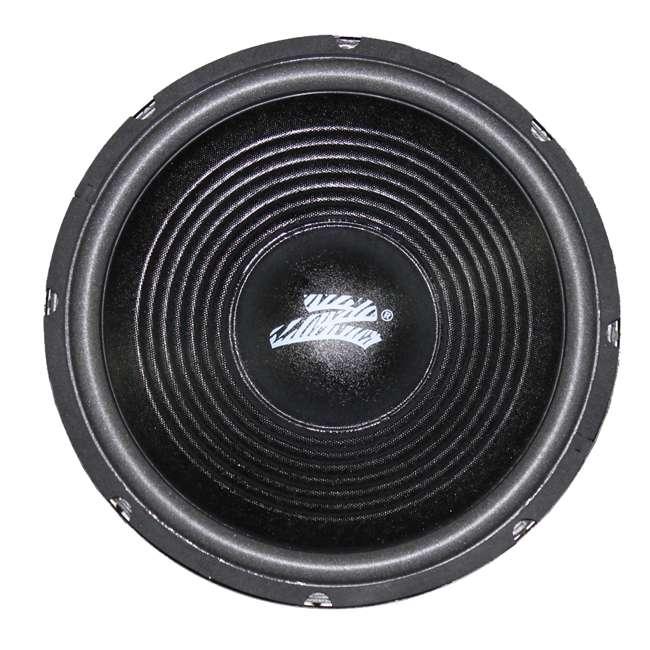 NWX1244ST Zebra NWX-1244ST 12-Inch 350W DJ/Home Subwoofer 8 Ohm (Pair) 1