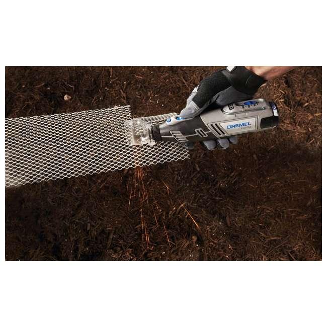 8220-DR-RT-RB Dremel Cordless High Performance Rotary Tool Kit (Refurbished) | 8220  7