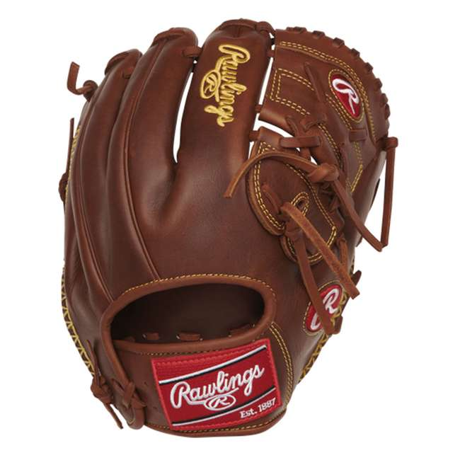 PRO205-9TIFS Rawlings Heart of the Hide 11.75 Inch Right Thrower Baseball Glove 1