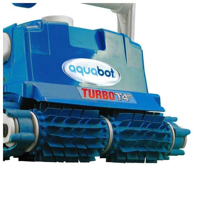 ABTURT4R1-U-C Aquabot Turbo T4RC In-Ground Robotic Swimming Pool Cleaner (For Parts) (2 Pack) 5
