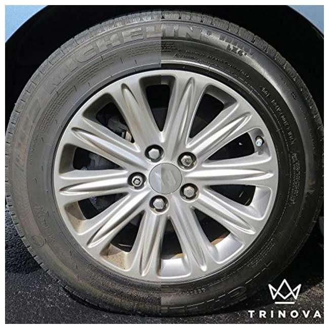 33532 TriNova 33532 Car Tire Shine and Protection Coating Wet Finish Spray, 1 Gallon 2
