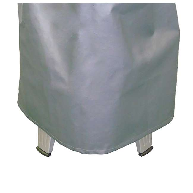 12 x 8875194 Char-Broil Big Easy Smoker Roaster & Grill Cover (12 Pack) 4