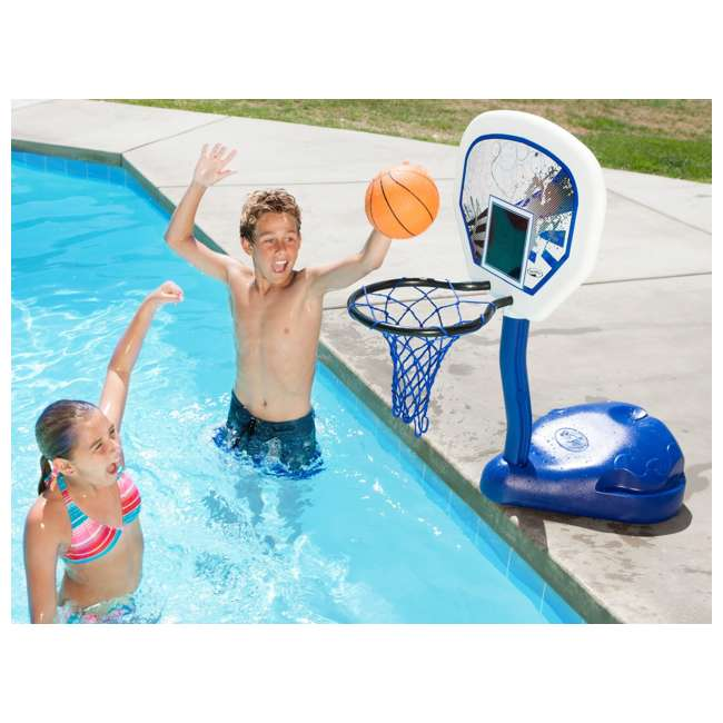 6 x 12265 SwimWays Poolside Basketball | 12265 (6 Pack) 3