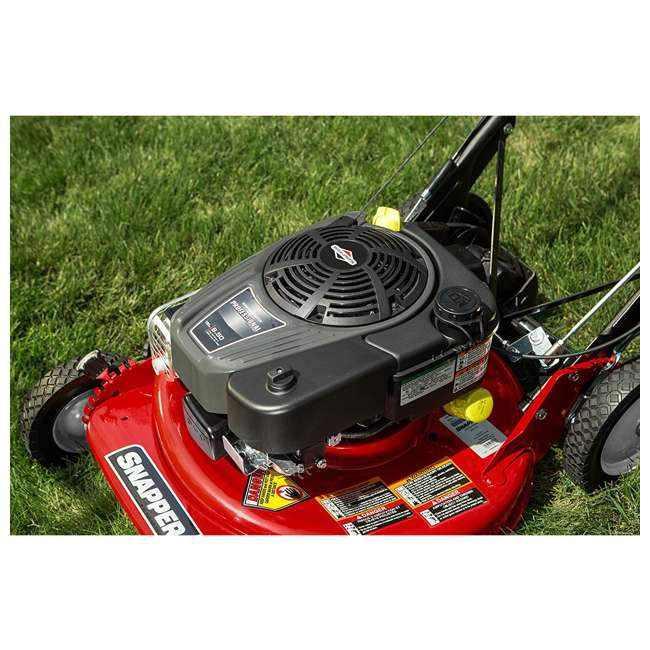 MOW-7800968-OB Snapper Ninja Commercial 21-Inch Self-Propelled Walk-Behind Mower (Open Box) 2