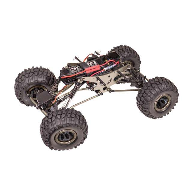 EVEREST-10-RedBlack Redcat Racing Everest-10 1:10 Scale Rock Crawler Electric RC Truck, Red/Black 3