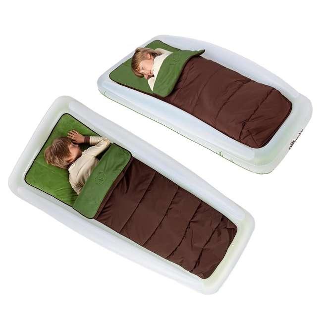 Shrunks Tuckaire Toddler & Kids Travel Air Mattress Beds w ...