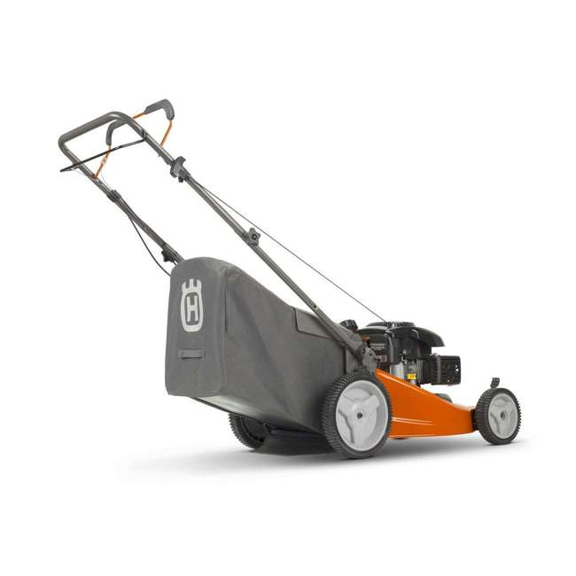 HV-WB-961480061 + HV-TOY-589289601 Husqvarna Front Wheel Drive Self Propelled Gas Lawn Mower + Kids Toy Lawn Mower 5