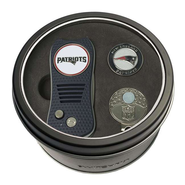 31757 Team Golf New England Patriots Golf Gift Set