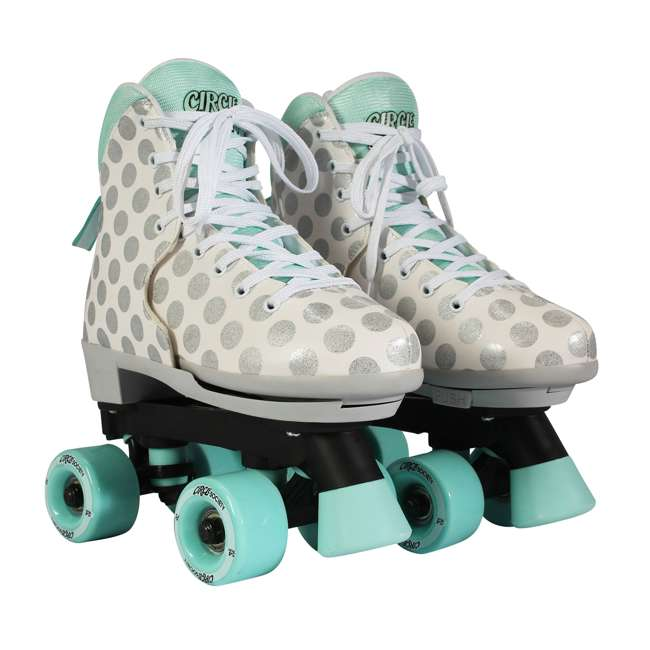 168220 Circle Society Craze Sugar Drops Kids Skates, Girls Sizes 12 to 3