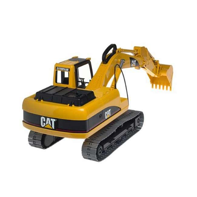Caterpillar Equipment Toys : Bruder toys caterpillar equipment treaded excavator in