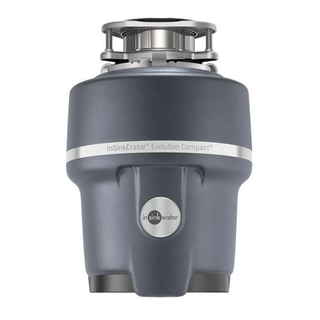 EVOLUTION-COMPACT-OB InSinkErator Evolution Compact 3/4HP Garbage Disposal