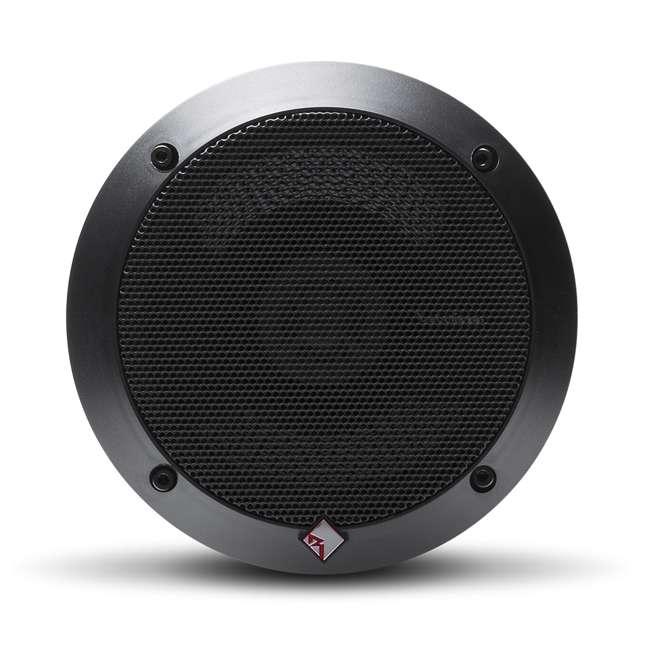 "P152 Rockford Fosgate Punch P152 80W Max 5.25"" 2 Way Full Range Car Speakers, Pair 5"