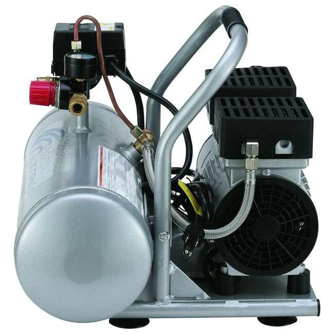 2010A 1 HP 2 Gal Ultra Quiet & Oil-Free Air Compressor 3