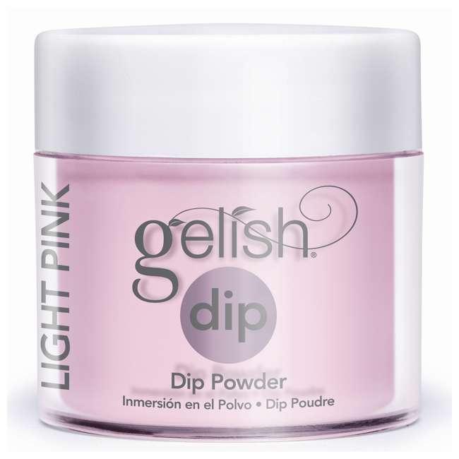 1620004-DIPFRENCH Gelish French Tip Acrylic Power Dip Nail Kit (2 Pack) 4