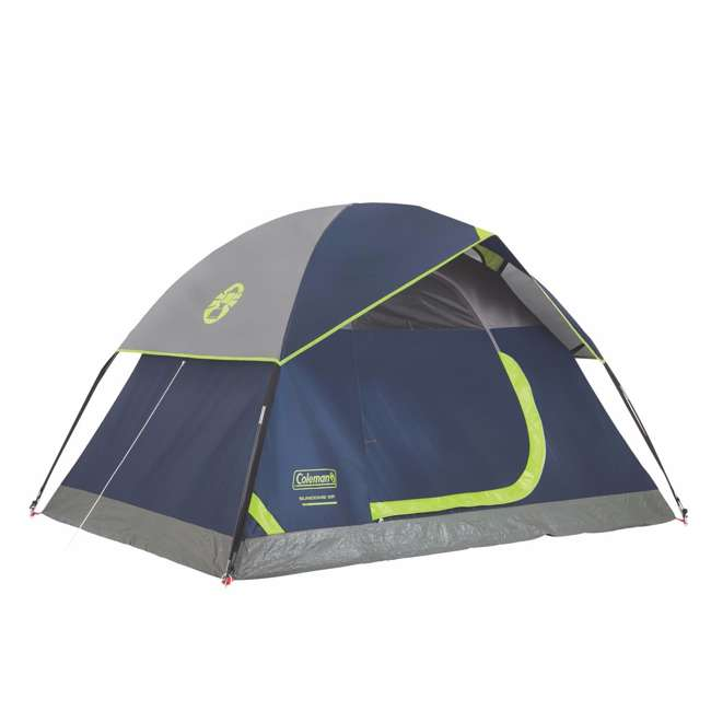 4 x 2000024579 Coleman Sundome 2 Person Tent (4 Pack) 1