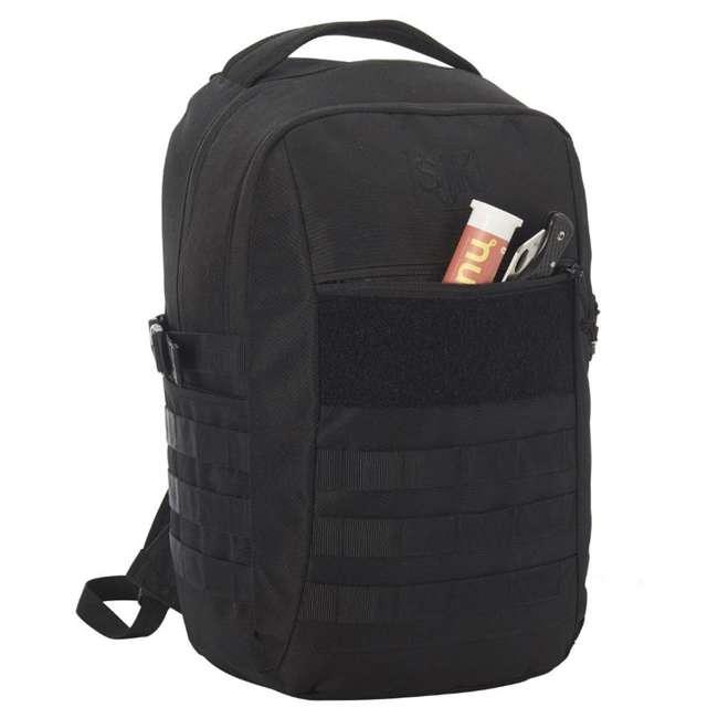 53767819LG Slumberjack Chaos 20 Liter Tactical Military Hiking Day Pack Backpack, Green 5