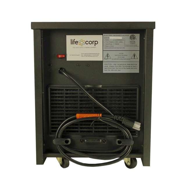 0 Lifesmart LifePro 1500-Watt Infrared Heater 3
