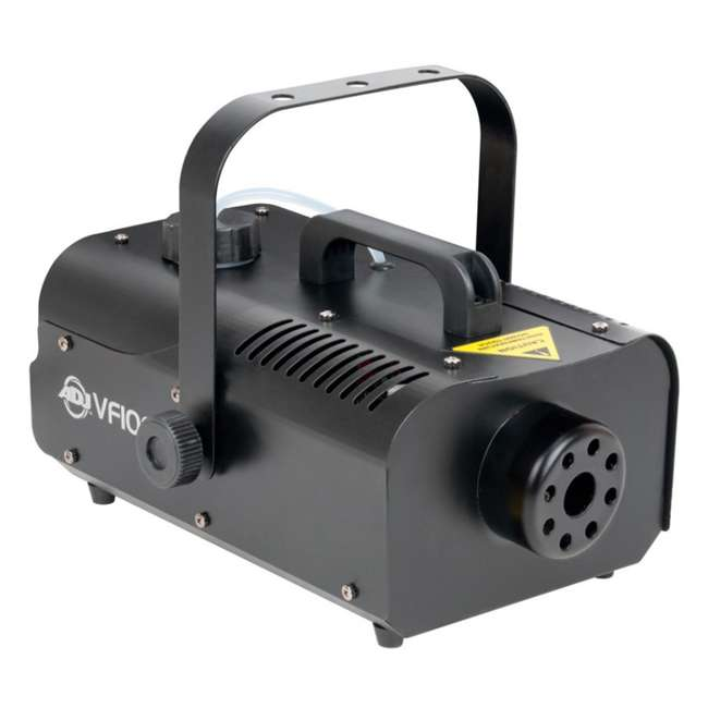 VF1000 + FJU American DJ 1000W Fog Machine with Remotes + Chauvet Fog Juice Fluid (1 Gallon) 2