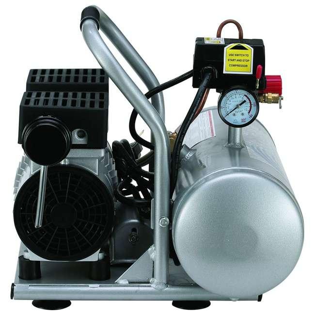 2010A 1 HP 2 Gal Ultra Quiet & Oil-Free Air Compressor 5
