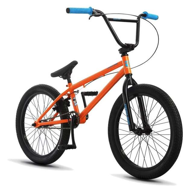 06-0510038 Redline Rival 20 Inch Childrens Kids Youth Freestyle BMX Bike Bicycle, Orange