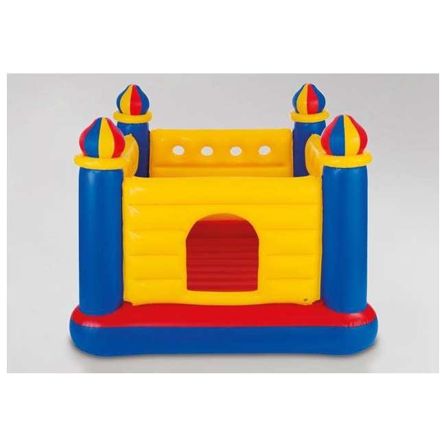 48259EP Intex Inflatable Jump-O-Lene Castle Bouncer 3