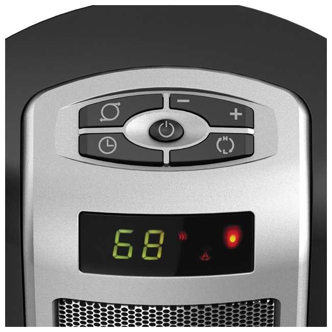 LKO-CT22722-TN Lasko CT22722 Digital Oscillating Ceramic Tower Space Heater with Remote Control 4