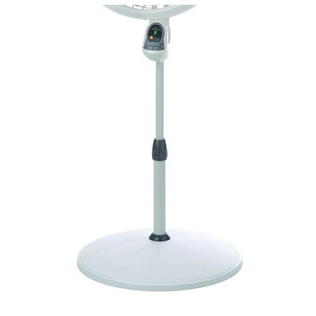 LKO-1850-TX-U-C Lasko 18 Inch Performance Oscillating Pedestal Fan w/ Remote (For Parts) 1