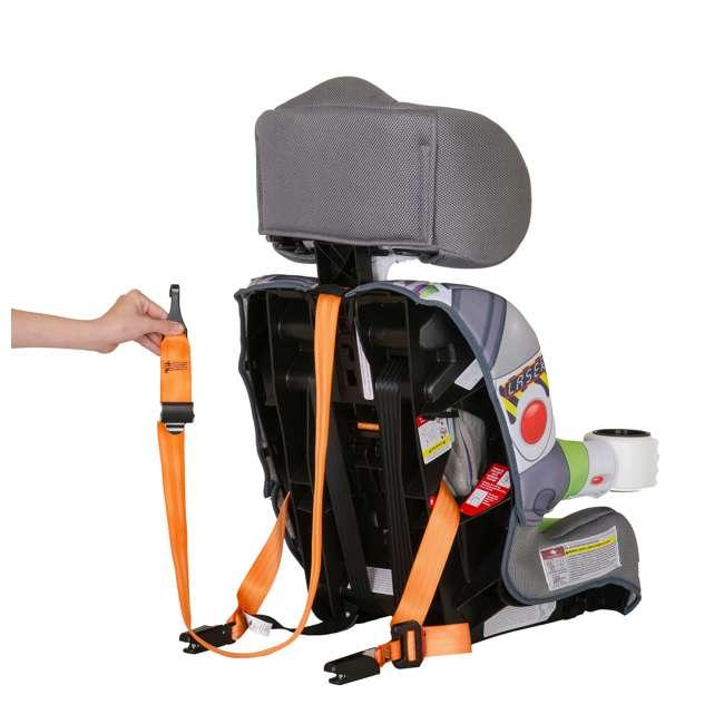 KE-3001BUZ KidsEmbrace Disney Buzz Lightyear Combination Harness Booster Car Seat (2 Pack) 10