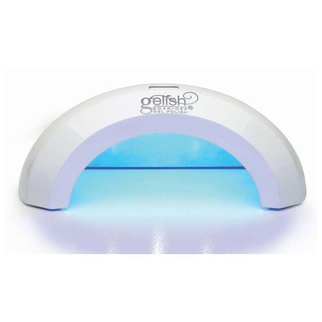 04102-PRO45LIGHT + 1900115-6PACK1 Gelish Mini Pro LED Curing Gel Light Lamp + Intergalactic Glam Gel Polish Set