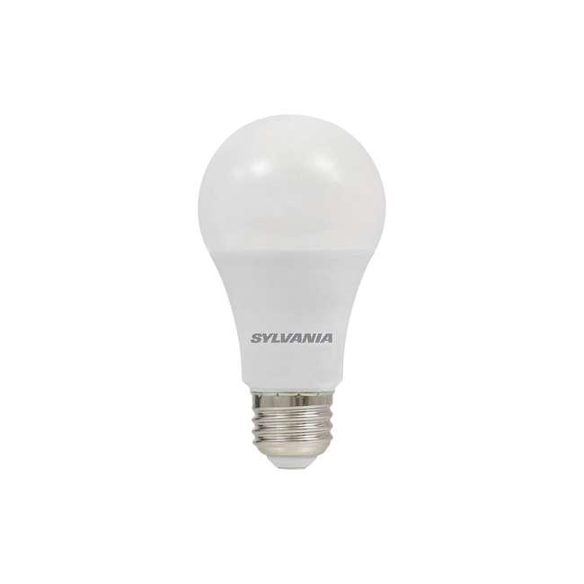 SYL-74426 Sylvania A19 75-Watt LED Bright White Light Bulb (2 Pack)