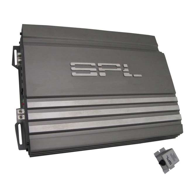 FX21800 SPL FX2-1800 2 Channel 1800W Amplifier