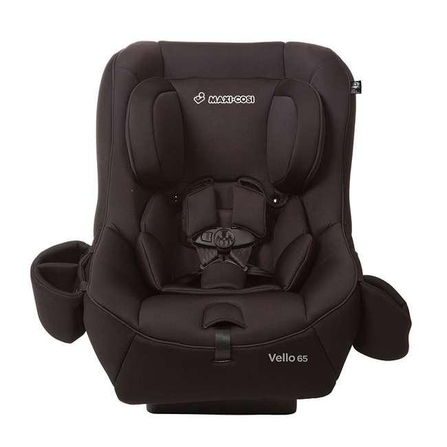 CC135CZV Maxi-Cosi Vello 65 Infant to Toddler Convertible Car Seat, Black 4