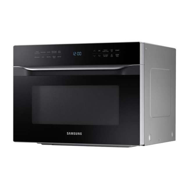 MC12J8035CT-RB Samsung 1.2 Cu Ft Countertop Convection Microwave (Certified Refurbished) 1