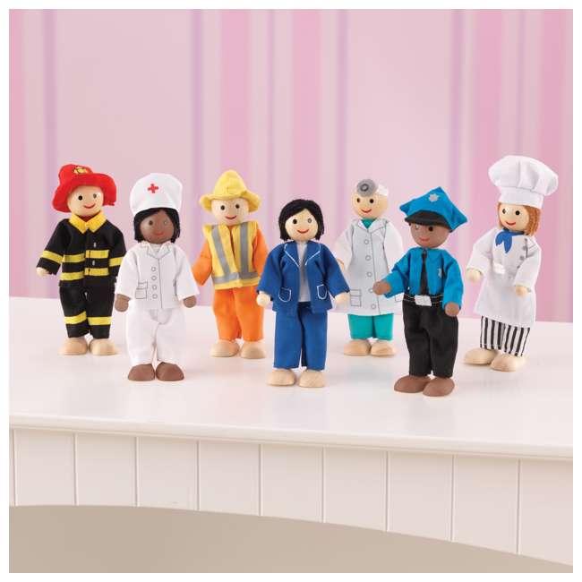63279 KidKraft Professional Doll Set
