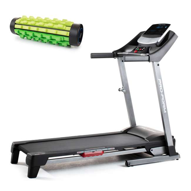 PFTL40917 + NTARS16 ProForm Freestanding Treadmill and NordicTrack Massage Roller