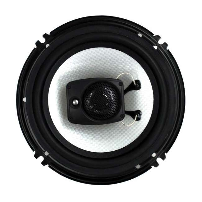 R63 Boss R63 6.5-Inch 300W 3 Way Coaxial Speakers (2 Pairs) 2