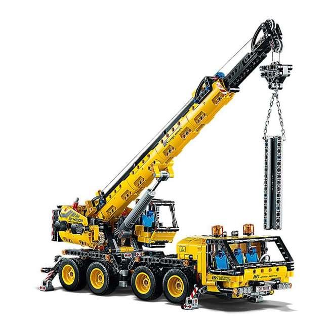 6288778 LEGO Technic 42108 Mobile Construction Crane Vehicle 1292 Piece Building Set 1